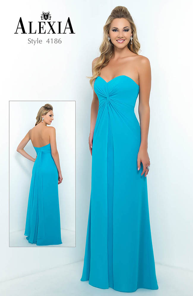 Alexia designs 4186 turquoise bridesmaid dress alexia designs 4186 a ombrellifo Image collections