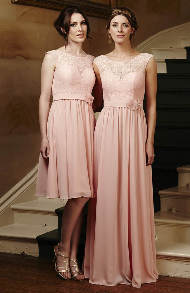 1b05f2f2809 Alexia Designs 4208 Pink or Lavender Bridesmaid Dress - Sale price £50