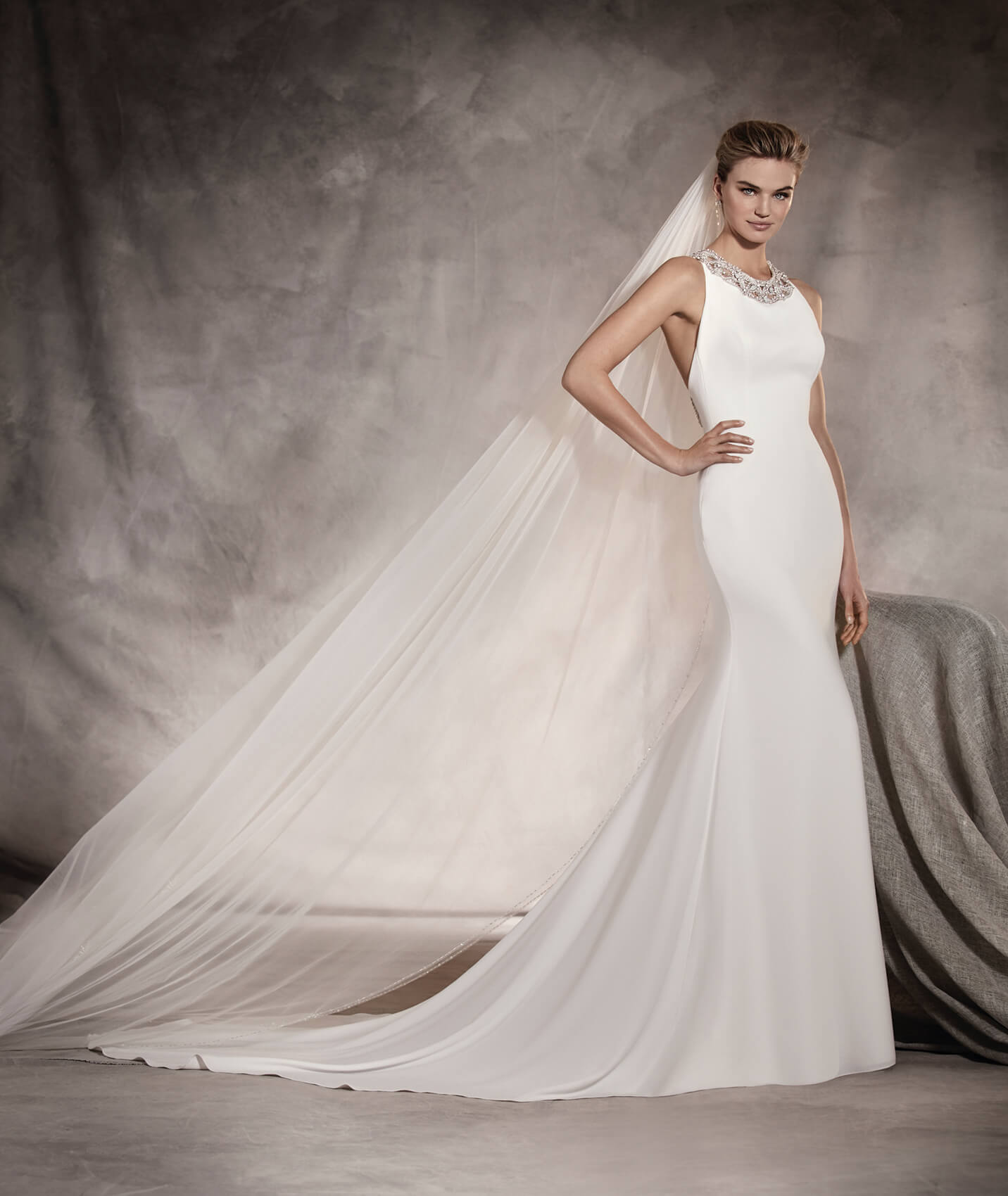 Pronovias wedding dresses spanish style designer gowns essex for Pronovias wedding dresses uk