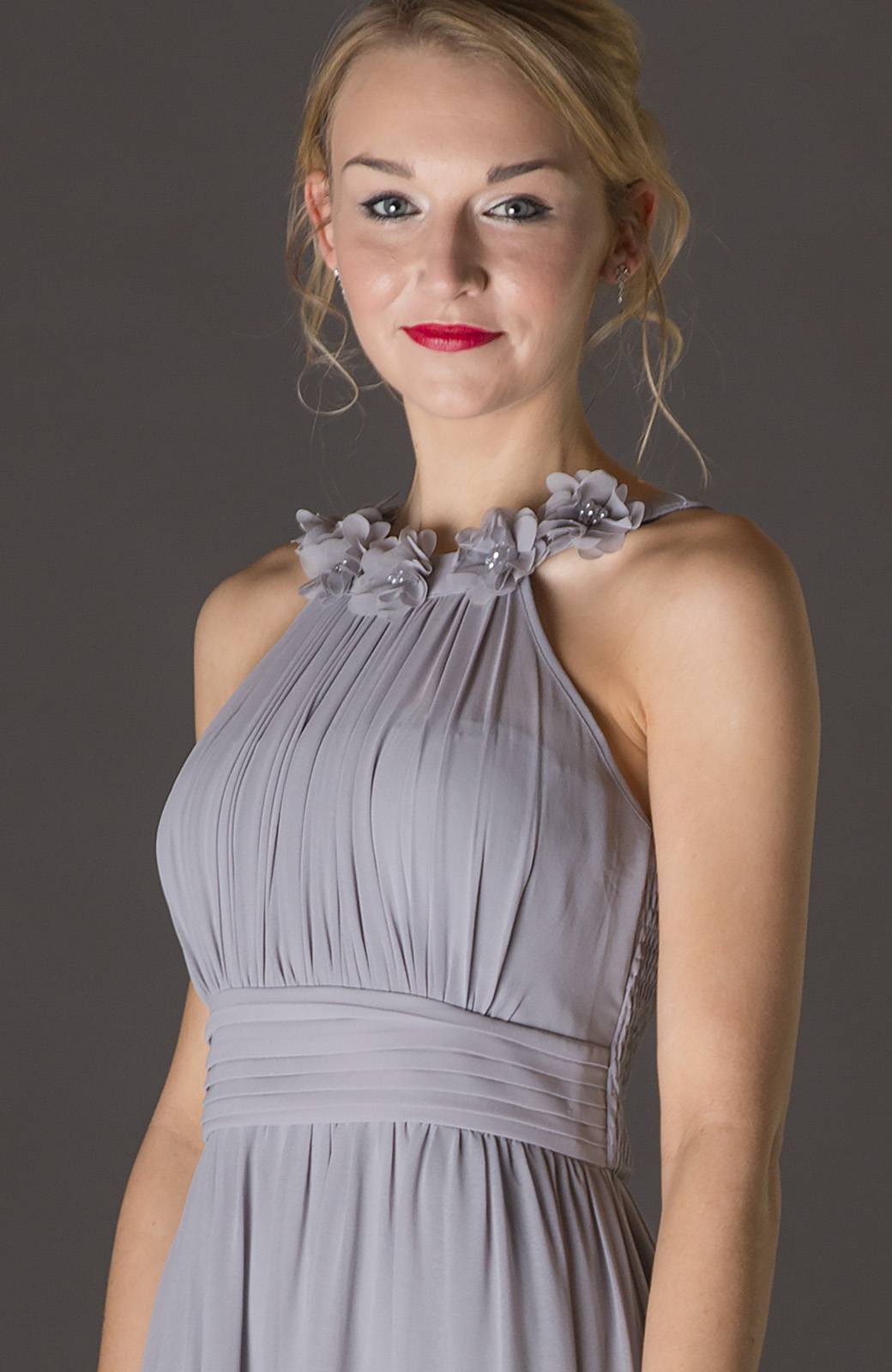 Jitters 560 maxi bridesmaid dress in silver grey just 89 jitters 560 c ombrellifo Choice Image