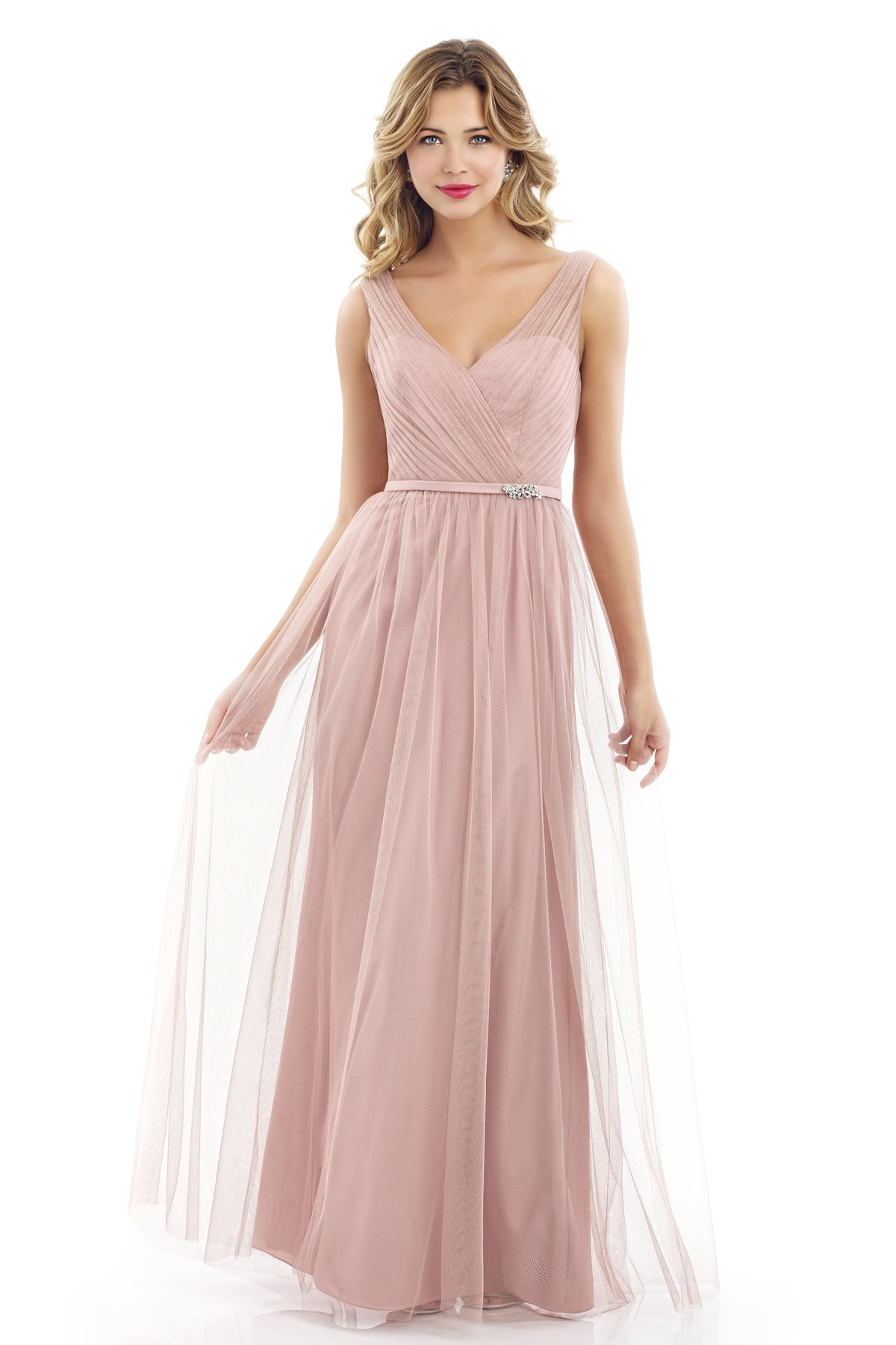 Alexia Designs 4232 Bridesmaid In Mauve Or Silver Sale