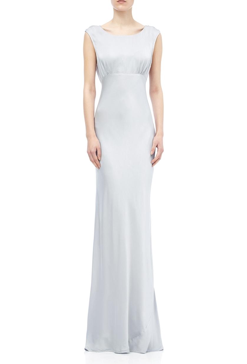 Ghost salma bridesmaid dress in silver lake price 225 ghost salma silver 1 ombrellifo Choice Image