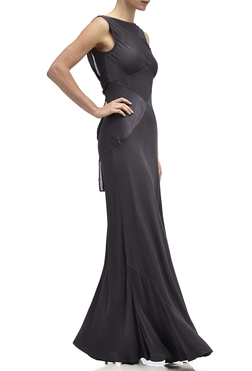 Ghost taylor bridesmaid dress in charcoal price 225 ghost taylor charcoal 1 ombrellifo Choice Image