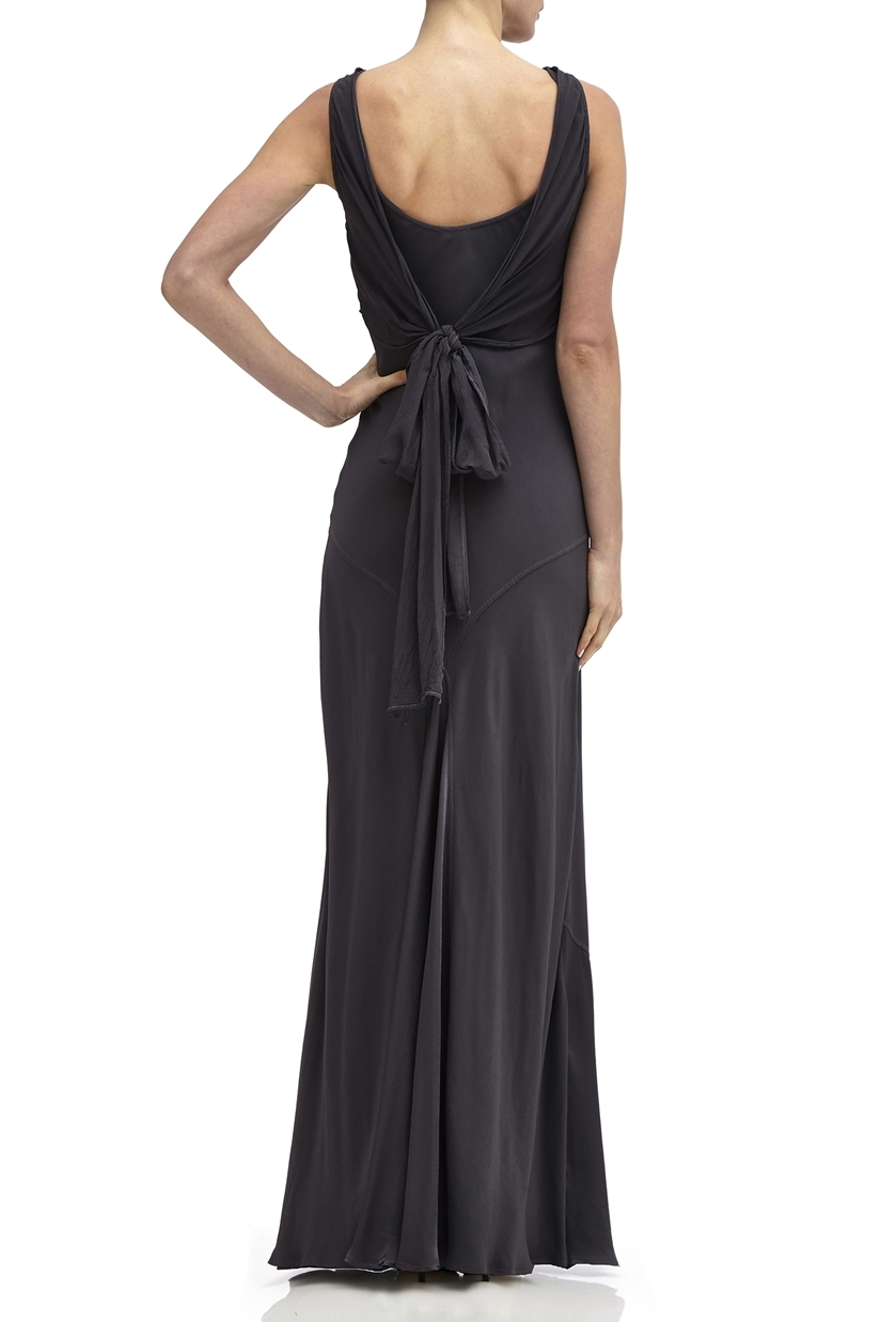 Ghost dye to order collection bridesmaid dresses ghost taylor charcoal 1 ghost taylor charcoal 3 ombrellifo Images