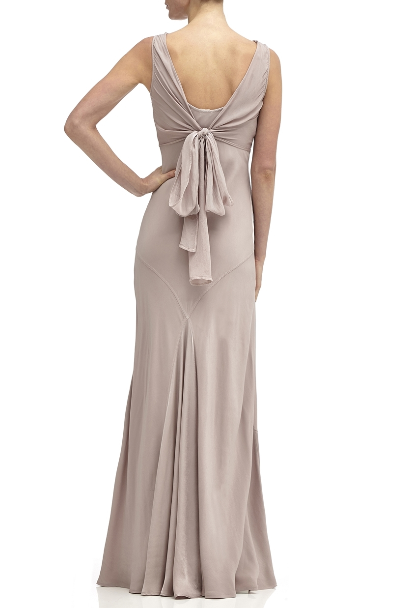 Ghost taylor bridesmaid dress in taupe price 225 ghost taylor taupe 3 ombrellifo Choice Image