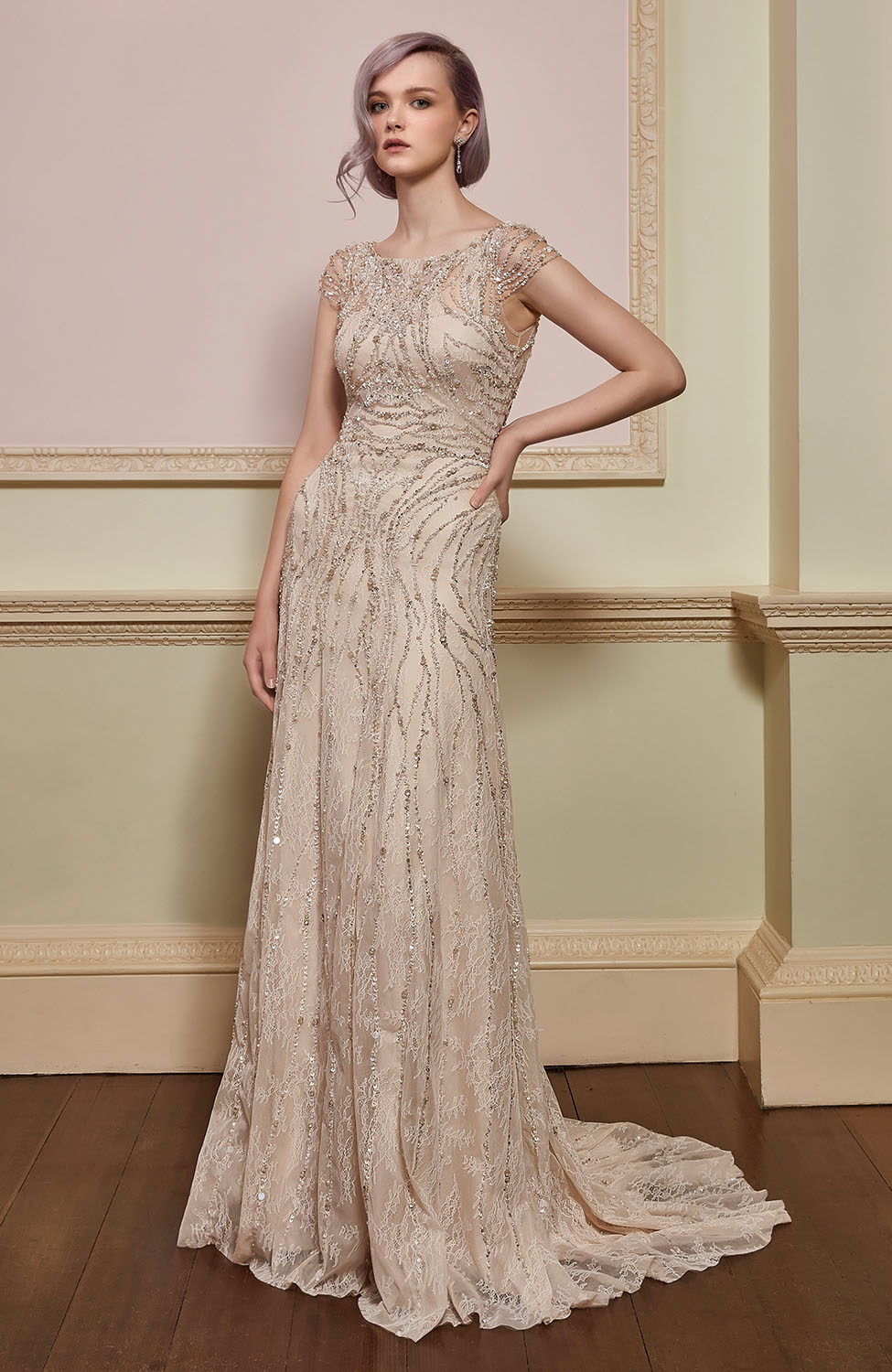 Jenny packham euphoria size 12 wedding dress price 3999 jenny packham euphoria 1 junglespirit Image collections