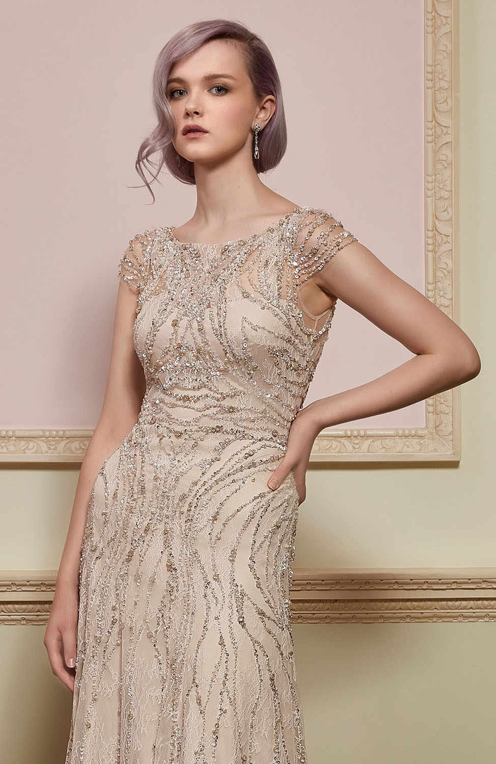 Nice Jenny Packham Gown Ensign - Top Wedding Gowns ...