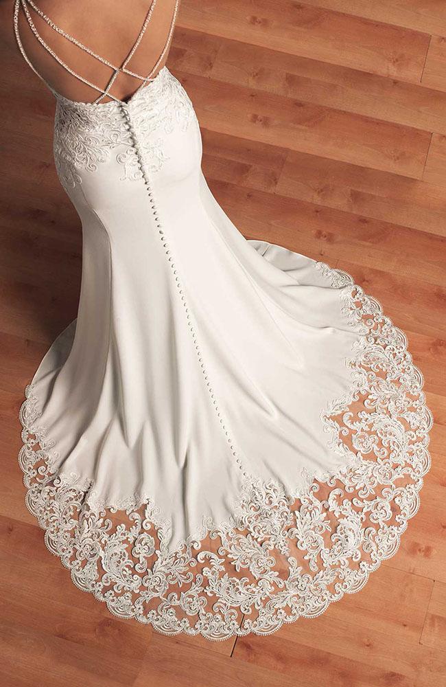 Stella York 6586 The Wedding Shop
