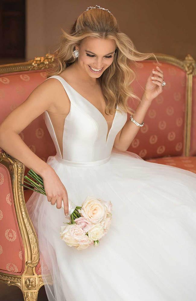 Stella York 6581 Ballgown Wedding Dress - Price £1099