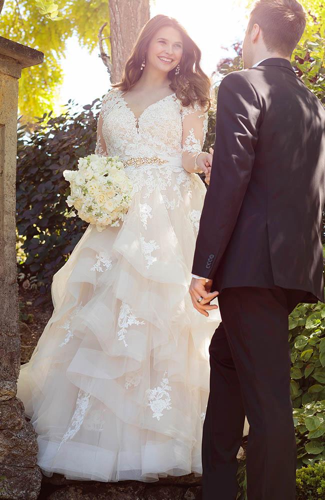 Essense D2186 Every Body Every Bride A