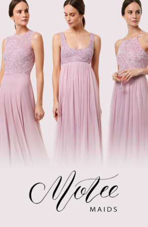 Motee Maids Ellis Pink Encrusted 1