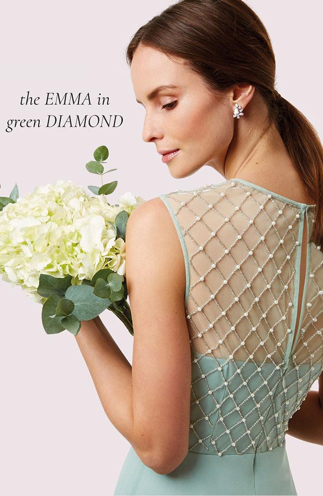 Motee Maids Emma Green Diamond 2
