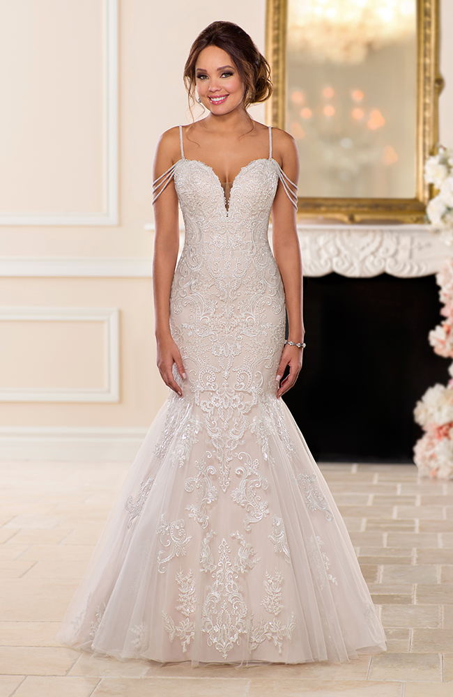 Stella york by ella bridals wedding dresses gowns essex quickview stella york 6743 d junglespirit Image collections