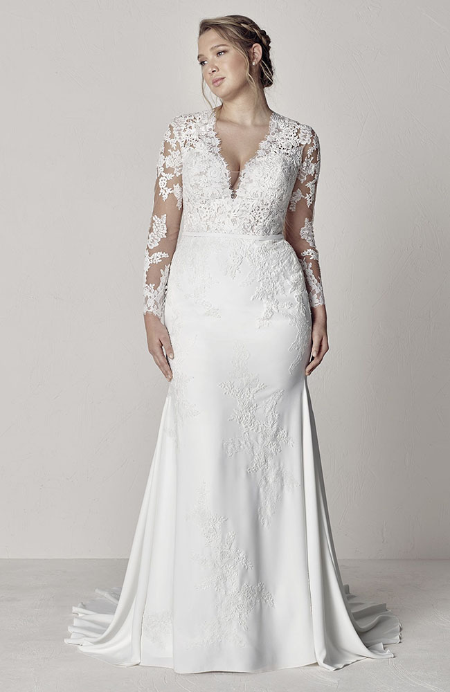 Pronovias Eva Plus A