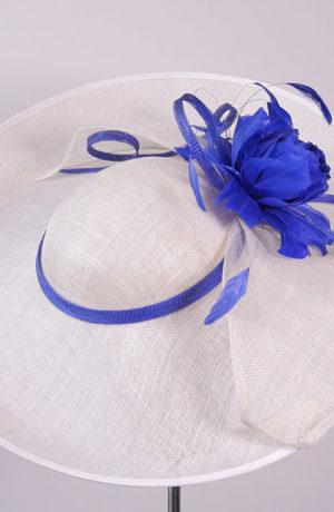 Condici 1343 Ivory Biarittz Blue A