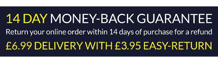 14-day Money Back