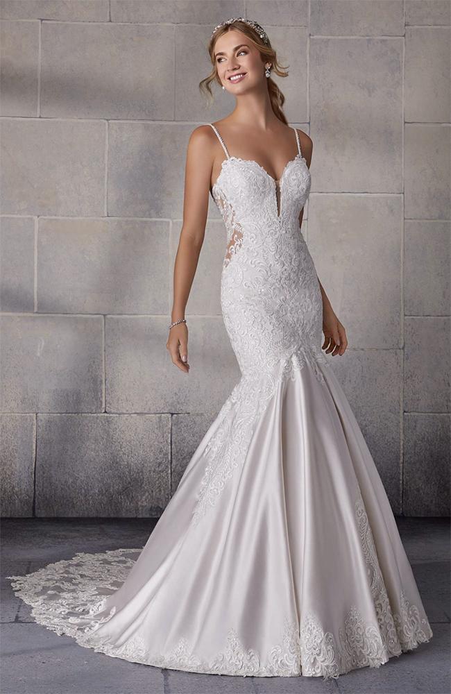 Mori Lee 2121 Sinead Wedding Dress 1650,Designer Plus Size Wedding Guest Dresses