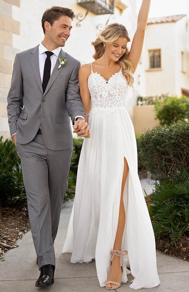 Summer Wedding Party Dress