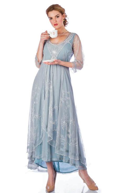 Nataya 40163 Downton Abbey Dress Sunrise 1